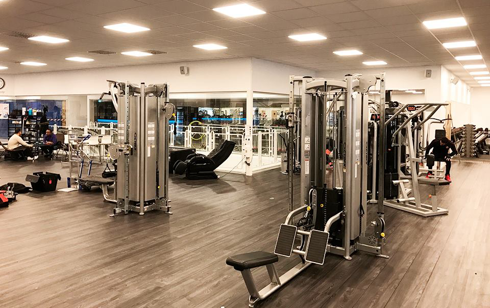 Kia Performance Center >> Nordic Wellness Nässjö Concept Träningsredskap AB