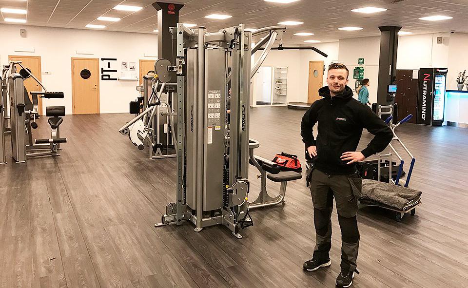 Nordic Wellness Nassjo Concept Traningsredskap Ab